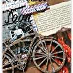 a coming soon mixed media beginner lessons for scrapbookers mandy collins