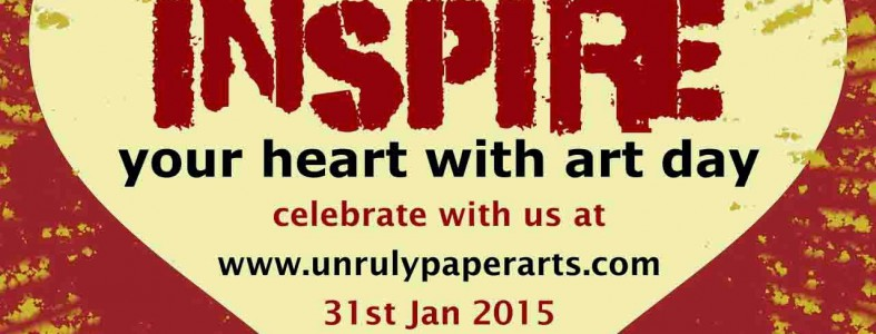 inspire your heart with art day