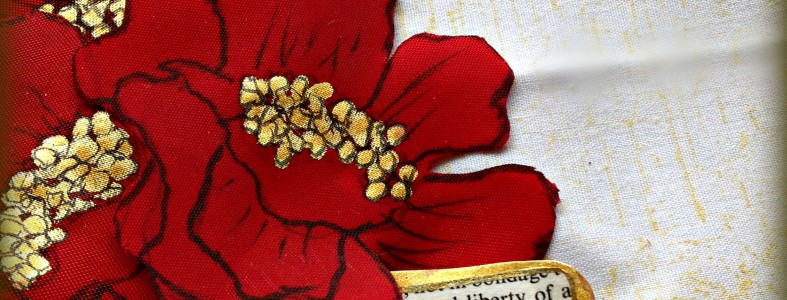 mandy collins tall poppy art quilt pearl maple